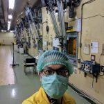 Ruang produksi isotop